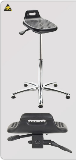 ErgoPerfect 600-S ESD Sit-Stand