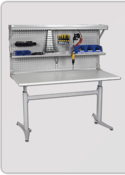 ErgoPerfect Workstation Toolboard Accessory