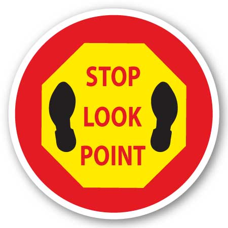 stop look point 1