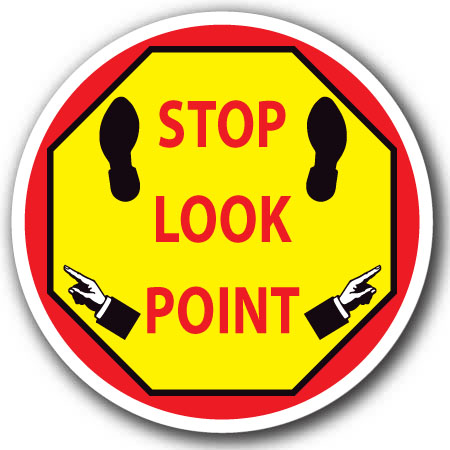 Stop Look Point 4