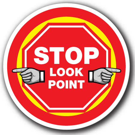 Stop Look Point 5