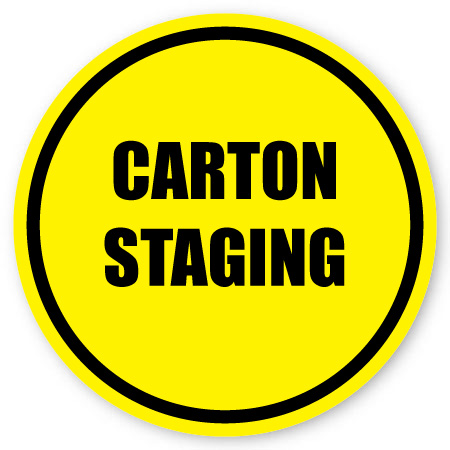 carton staging