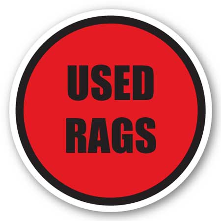 used_rags