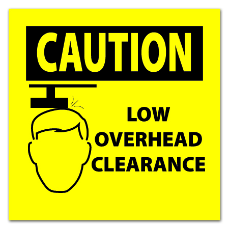 low overhead clearence