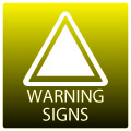 Warning Signs Catalog